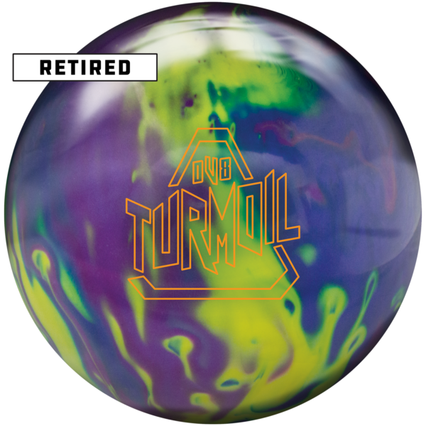 Retired Turmoil Pearl Ball