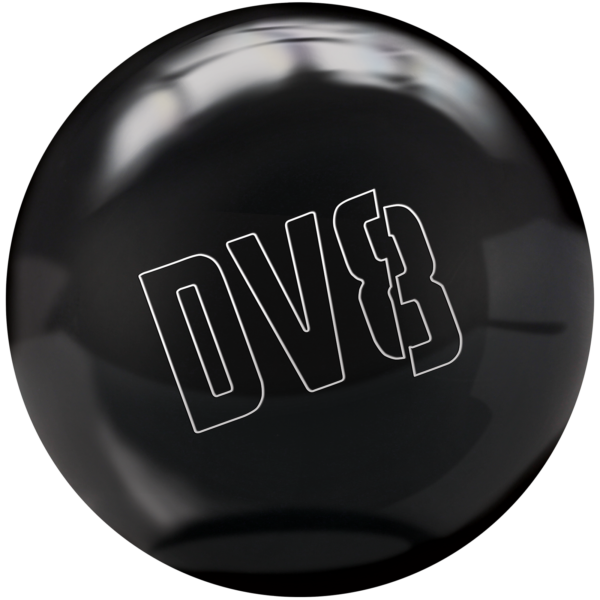 DV8 Polyester Just Black Ball Front