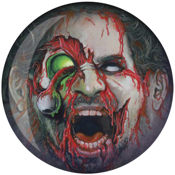 Zombie Spare Ball Front