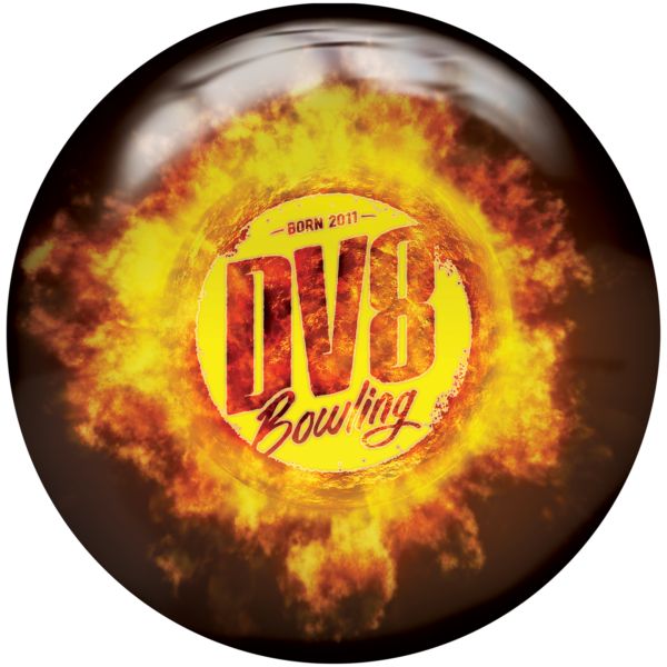DV8 Scorcher Ball Front