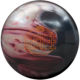 Decree Pearl Bowling Ball in Red, White, and Black, for Decree Pearl™ (thumbnail 1)