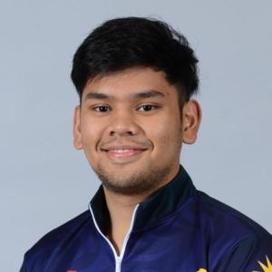 Pro Staffer Rafiq Ismail